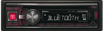 RADIO CD-RECEIVER ALPINE CDE-133BT