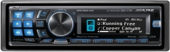 Alpine CD Player CDA-117Ri