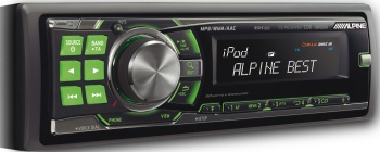 Alpine RECEIVER/CONTROLOR USB SI iPod CDE-9880R