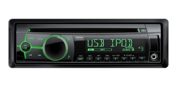 Clarion CZ202EG mp3 player cu USB