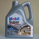 MOBIL SUPER 3000 XE (Synt S Special V) SAE 5W-30 4L