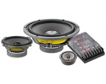 Focal Kit 3 cai component sistem, difuzor 270 mm, difuzor 130mm, tweeter