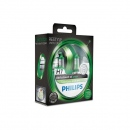 Philips H7 ColorVision verde 12V 60/55 W