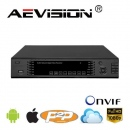 NVR 4 Canale full HD AEVISION AE-N6000-4EL