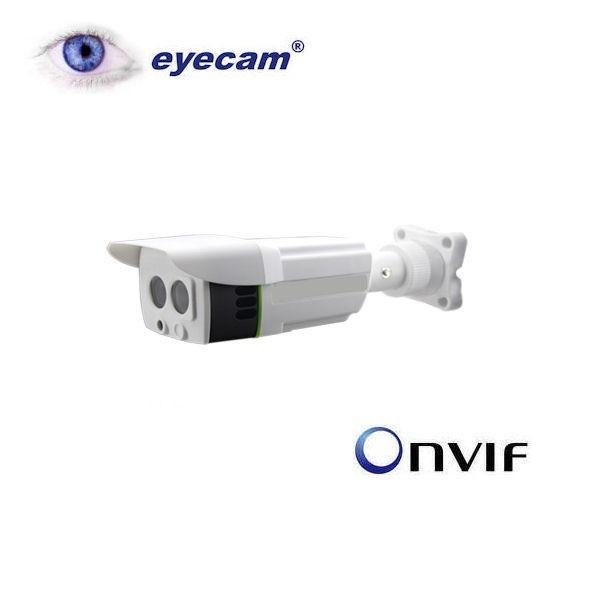 Camera Ip Megapixel De Exterior Full Hd Cu Inregistrare Pe Tf Card Eyecam Ec 1205 2 4mp