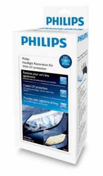 Philips Kit restaurare faruri uzate