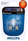 Philips Set T4W 12V 4W BlueVision
