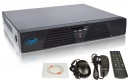 NVR PNI House PTZ720P - 4 canale IP 720P sau 4 canale analogice