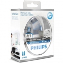 Set becuri Philips H1 WhiteVision