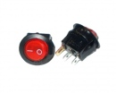 Buton on/off cu led 12V