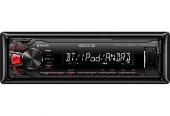 Player auto Kenwood KMM-BT35 MP3, Bluetooth, USB, AUX, iPod 4x50W