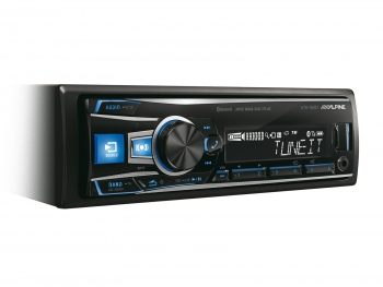 Alpine UTE-92BT RECEPTOR MEDIA DIGITAL CU USB/BLUETOOTH