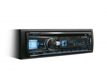 Alpine CDE-195BT RADIO CD/USB/BLUETOOTH