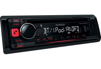 Kenwood KDC-BT500U CD-Receiver with Bluetooth Built-in