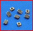 Buton smd switch 4 pini 3x4x2.0mm