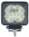 Proiector LED 27W 12/24V CH006-27W Flood Beam 60gr