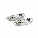Set bec sofit 41mm led CREE CanBus