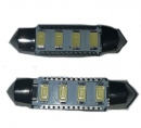Set led sofit 39mm 4 smd 5630