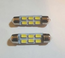 Set led sofit 39mm 6 smd 5630