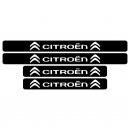 Set protectie prag Citroen sticker auto