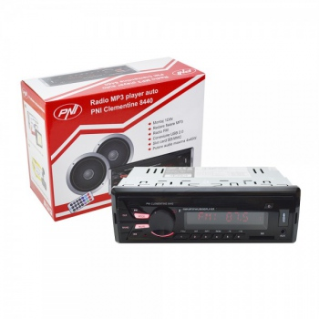 Radio MP3 player auto PNI Clementine 8440 4x45w