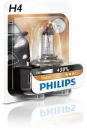 BEC FAR H4 P43t 60/55W 12V PREMIUM (blister) PHILIPS