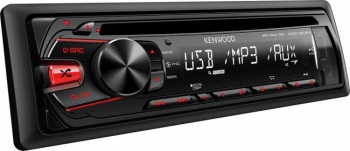 Kenwood Player Auto KDC-120UG 4x50W USB Aux-In (KDC-120RY)