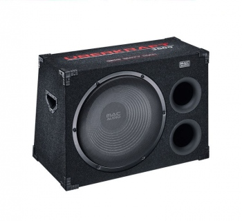 Subwoofer auto Mac Audio Uberkraft 3800  - 1500W