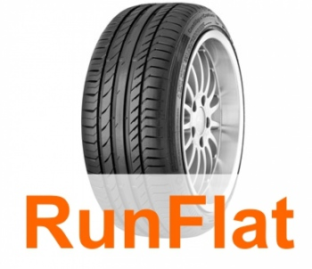 Anvelope Vara 255/21 R50 CONTINENTAL SPORT CONTACT 5 * SEAL INSIDE FR  109 Y XL