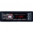 Unitate radio, dual USB si SD, Mp3, 4x50W CarVision RU-001 Rosu