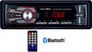 Radio MP3 Player auto Bluetooth, dual USB, SD, Aux In, Telecomanda, 4x50W, iesire RCA CarVision RU-002BT